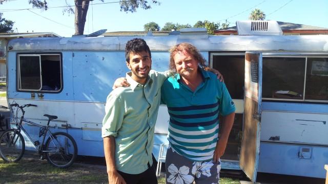 Volunteer Shayan Hosseinzadeh on a Companion Mission